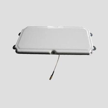 超高频8dbic圆极化窄波束RFID天线