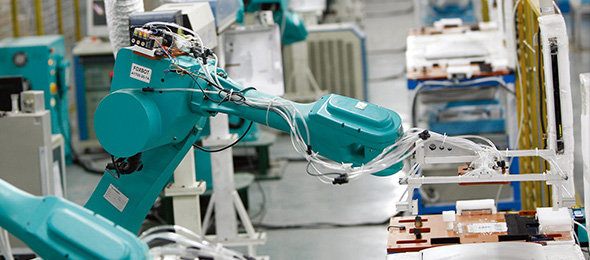 【某大型净水设备生产企业工业云平台项目】